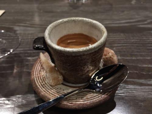 Cups by Mary Mar Keenan at Vina Enoteca, Palo Alto - Espresso Cup