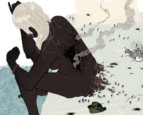 Tyler Wintermute - Murals and Art