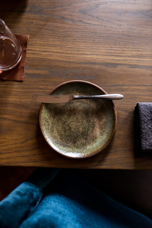 Ceramic Plates by Mary Mar Keenan at Nightbird, San Francisco - Plates and Serving Pieces