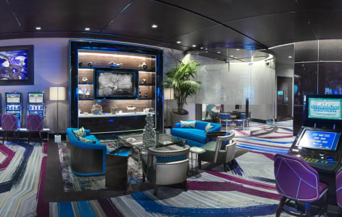 The Cosmopolitan of Las Vegas, Hotels, Interior Design