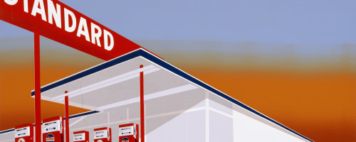 Edward Ruscha - Paintings and Art