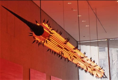 Christopher Sproat - Art and Lighting