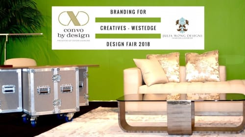WestEdge Design Fair 2018, Barker Hanger