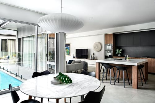Interior Design by schemes & spaces seen at Private Residence, Sydney - Inner City Terrace