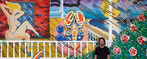 Sam Friedman - Paintings and Art