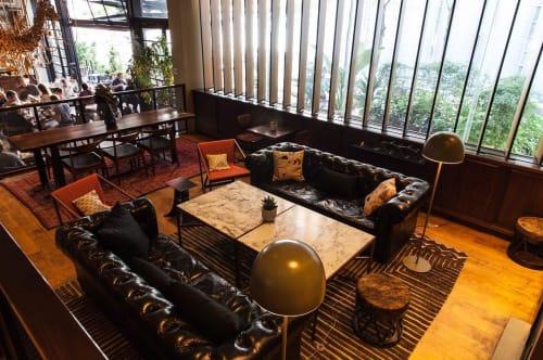 The Vine, Hotels, Interior Design