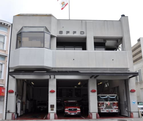 San Francisco Fire Department Station 2