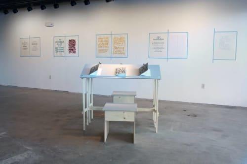 Harvester Arts, Art Galleries, Interior Design