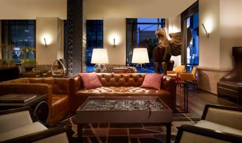 JW Marriott Downtown Houston, Hotels, Interior Design