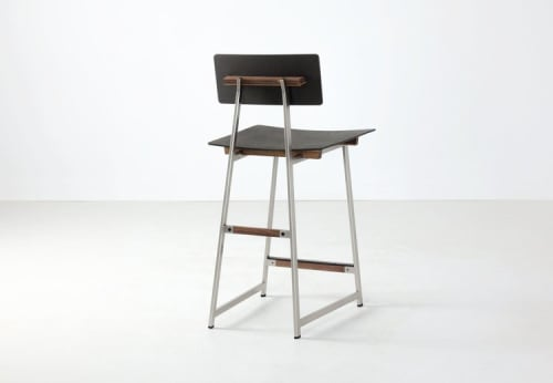 Chairs by Token seen at Momofuku Ko, New York - Tea Stool