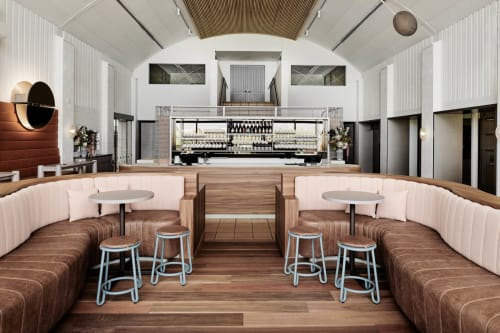 Hardware by Yarra Valley Commercial seen at Domaine Chandon, Coldstream - Interior Architecture