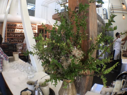 Floral Arrangements by The Petaler at Tartine Manufactory, San Francisco - Floral Arrangements