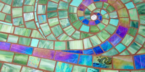 Rachel Rodi - Public Mosaics and Public Sculptures