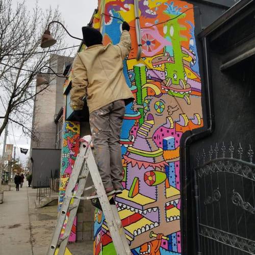 Mural | Street Murals by AL Runt