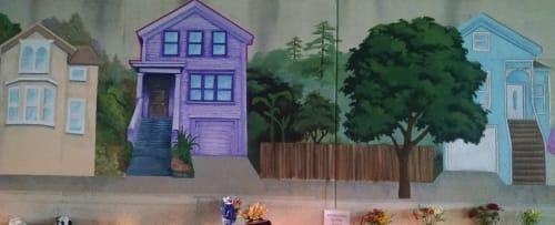 Antonio Ramos - Street Murals and Public Art