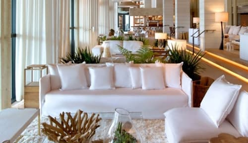 Couches Sofas By Paola Navone At 1 Hotel South Beach Miami Ghost