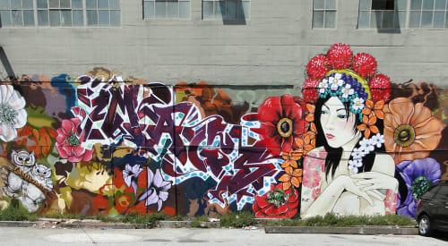 Alynn-Mags - Street Murals and Public Art
