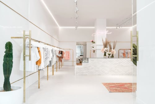 Interior Design by TD Creative Agency seen at Sabo Skirt, Chermside - Interior Design
