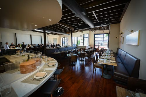A16 (Rockridge), Restaurants, Interior Design