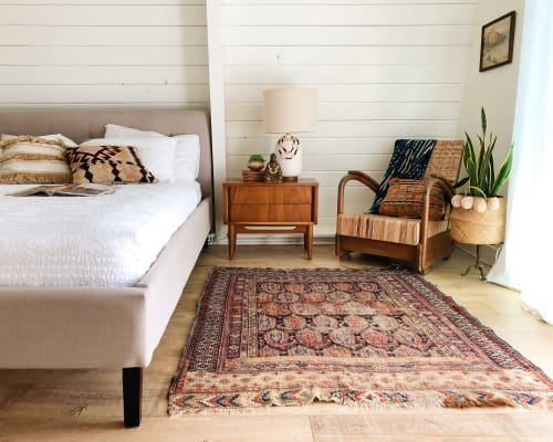 Rugs by The Loom House seen at The Beach Lodge, Channel Islands Beach - Designed Rug