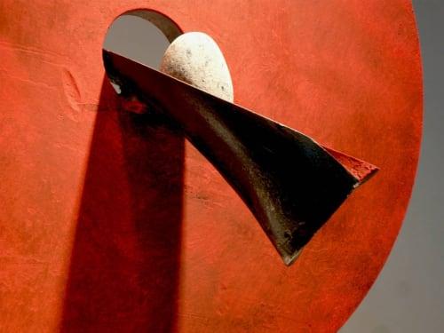 John Van Alstine - Sculptures and Art