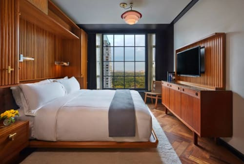 Viceroy New York Hotel, Hotels, Interior Design