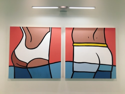 Priscilla Witte - Murals and Art