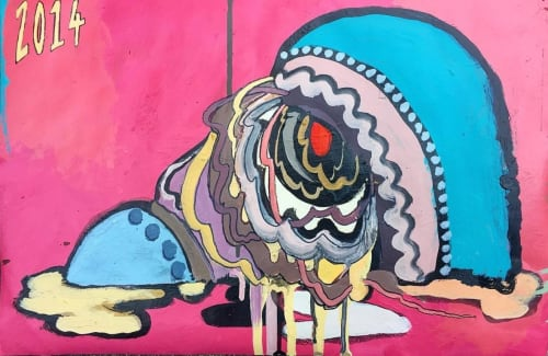 Kristian Glynn - Street Murals and Public Art