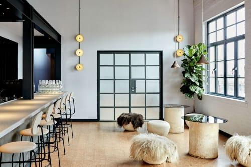 Interior Design by Nina+Co seen at Silo London, London - Interior Design