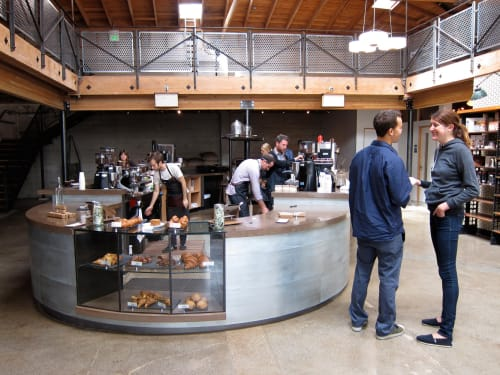 Sightglass, Cafès, Interior Design