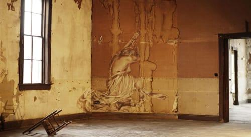 FAITH XLVII - Street Murals and Public Art