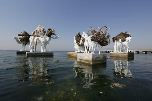 Adrián Villar Rojas - Sculptures and Art