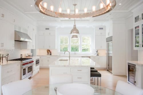 Interior Design by Designing the Senses seen at Private Residence, New York - Interior Design