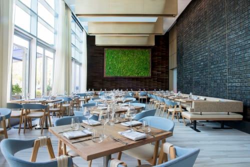 Halifax, Restaurants, Interior Design