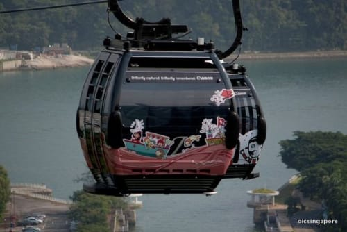 Art & Wall Decor by illobyanngee seen at Singapore Cable Car, Singapore - Illustration