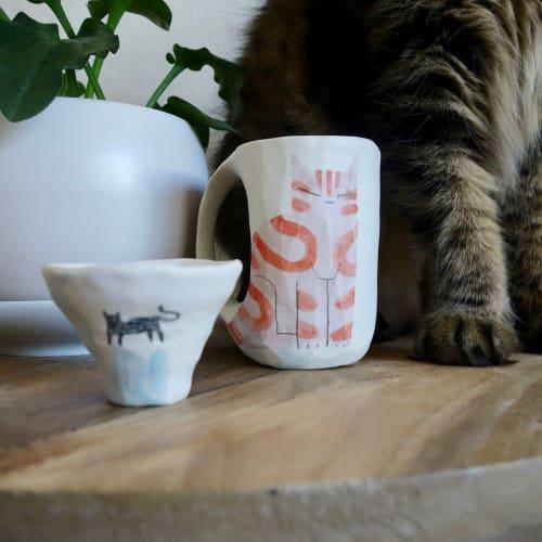 Cups by Kimberlie Wong at MORI by Art+Flea, Honolulu - Ceramics Cups