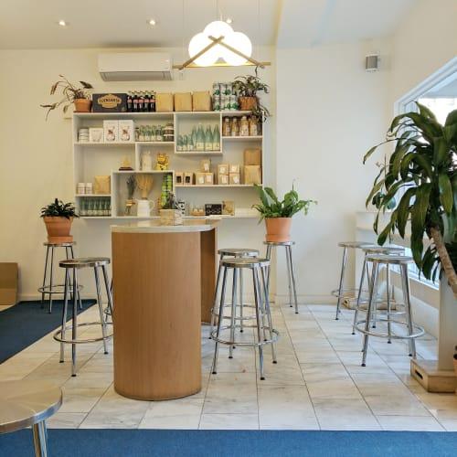 Café Integral, Cafès, Interior Design