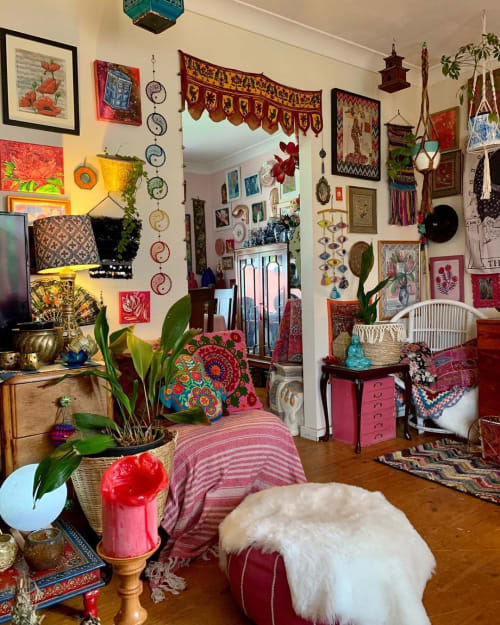 Alexandra Felgate's Home, Homes, Interior Design
