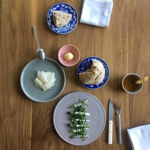 Ceramic Plates by CGCERAMICS seen at Elske, Chicago, Chicago - Elske Plates