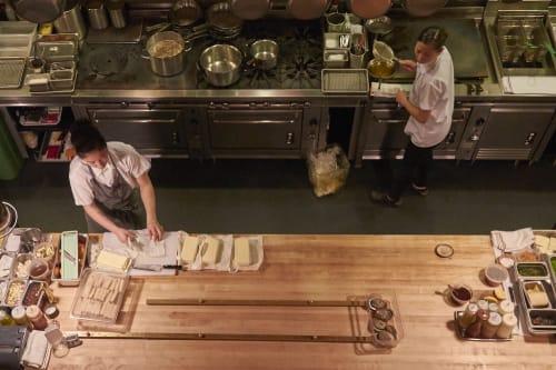 The Progress, Restaurants, Interior Design