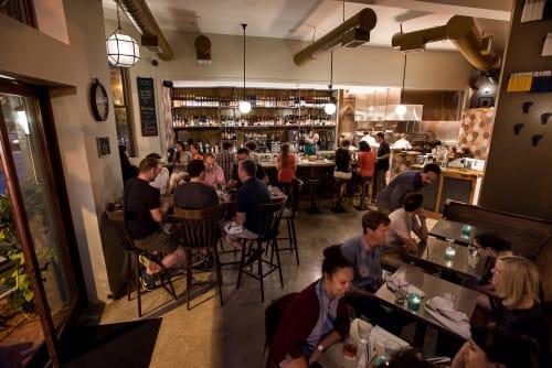 The Royal, Restaurants, Interior Design