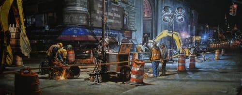 Garin Baker - Murals and Art