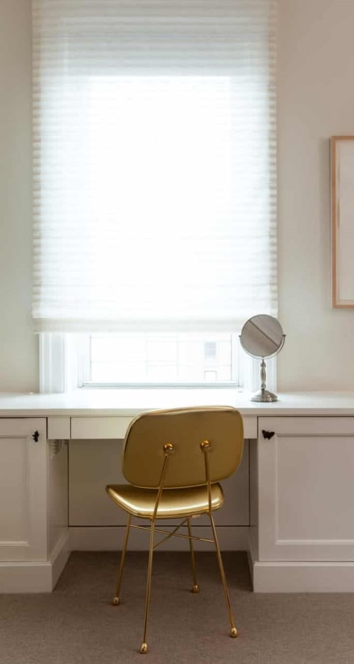 Chairs by Nika Zupanc seen at Williamson Residence, Williamson - The Golden Chair
