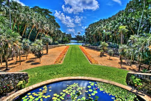 Works at Fairchild Tropical Botanic Garden, Coral Gables, FL   Wescover