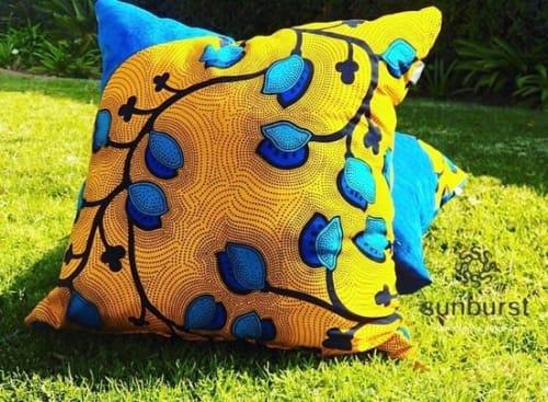 Pillows by SunBurst seen at Epicure Restaurant, Sandton - Pillow