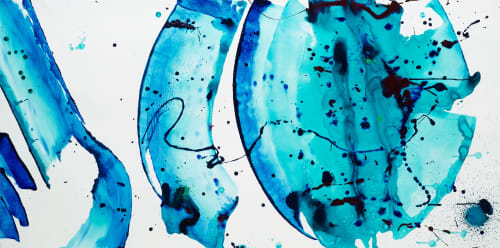 Sam Francis - Paintings and Art