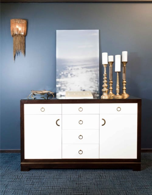 Furniture by House Of Honey seen at Providence, Los Angeles - Bespoke Cabinet