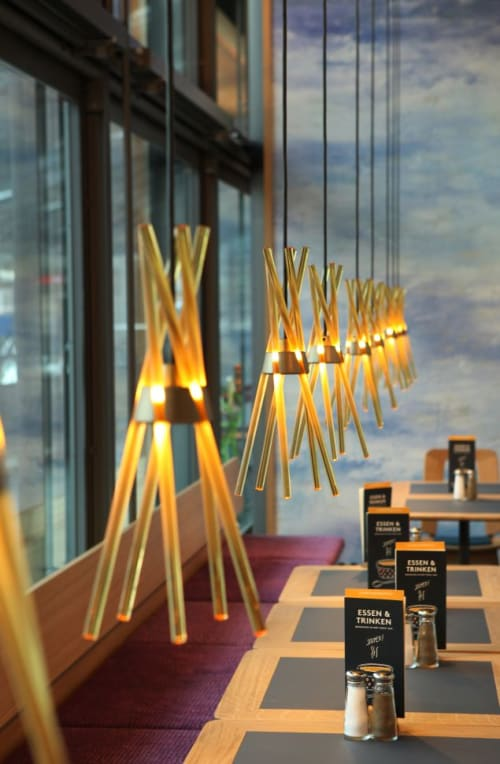 Lighting by atelier oï seen at tibits Luzern, Luzern - Essence