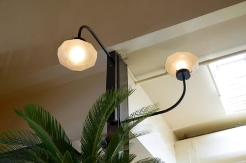 Lighting by Wylie Price at The Progress, San Francisco - Progress Street Light