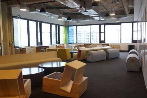 Amazon, Offices, Interior Design